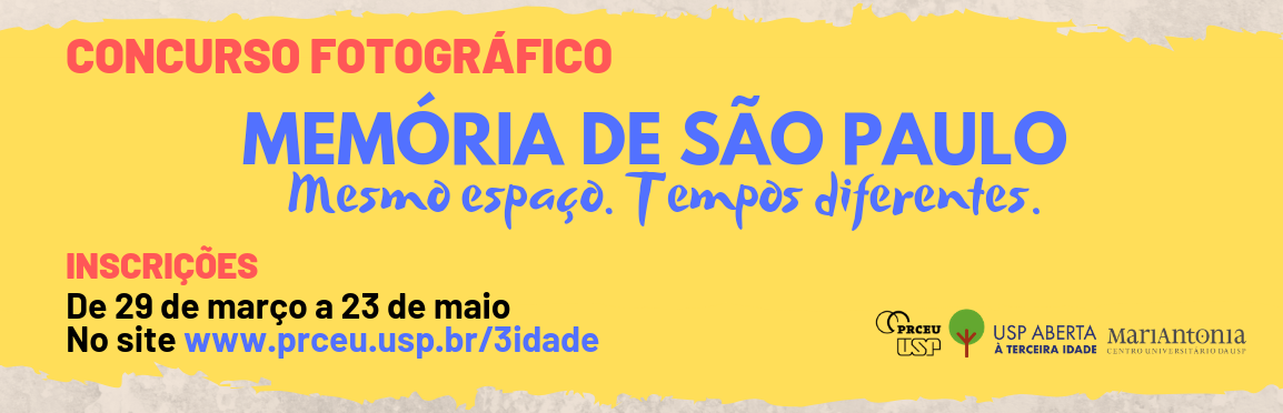 Inscrições prorrogadas para o concurso fotográfico Memória de São Paulo: mesmo espaço, tempos diferentes