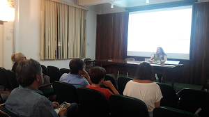 "Mary Gasalla fala sobre oceanos no novo ciclo de ""Conferências Breves"""