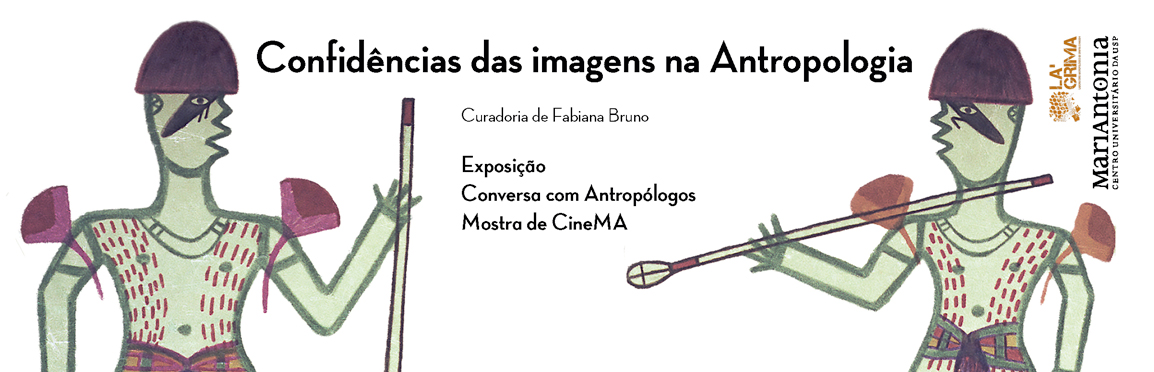 Conversa na exposição Confidências das imagens na antropologia