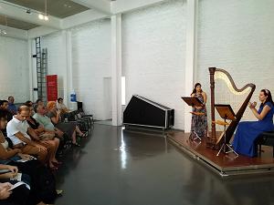 MariAntonia promove concerto da Osusp