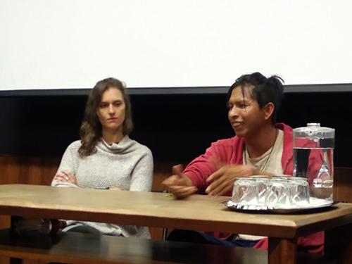 Mostra Alakan – filmes ameríndios e afro-americanos