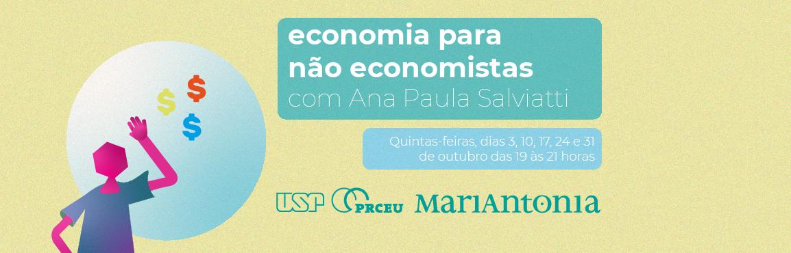 Curso destrincha economia para não economistas