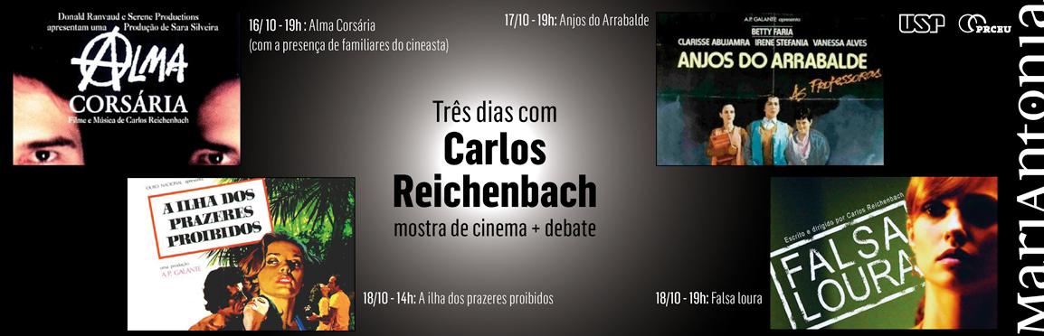 Mostra gratuita apresenta longas de Carlos Reichenbach